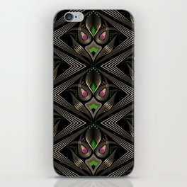 Art Deco 35 . Mystic . iPhone Skin