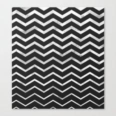 Zag Canvas Print