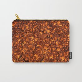 Lava texture Carry-All Pouch