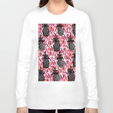 Weird Pineapples II Long Sleeve T-shirt