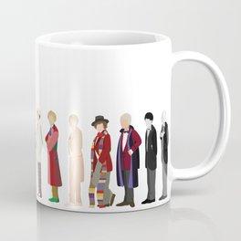 Doctor Who? Coffee Mug