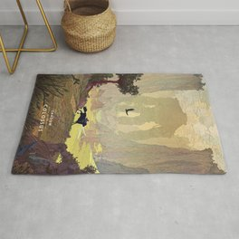 Shadow of the Colossus Rug