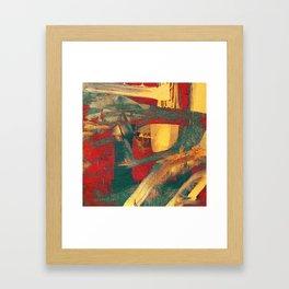Boi de Piranha Framed Art Print