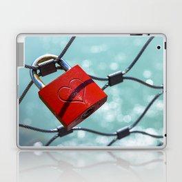 Salzburg Love Lock Laptop & iPad Skin
