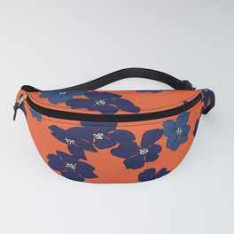Bright floral pattern - Floral 006 Fanny Pack