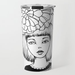 Ink Girl Design - 14.05.17 01 Travel Mug