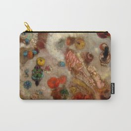 """Odilon Redon """"The Window"""" Carry-All Pouch"""