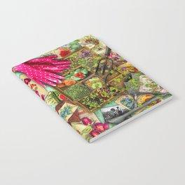 A Vintage Garden Notebook