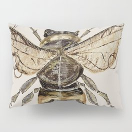 The Elizabethan Bee Pillow Sham