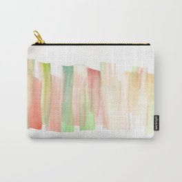[161228] 19. Abstract Watercolour Color Study|Watercolor Brush Stroke Carry-All Pouch