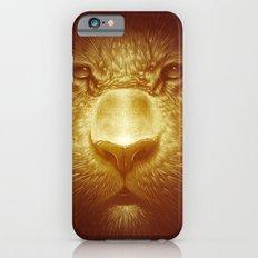 Gold Tiger Slim Case iPhone 6s