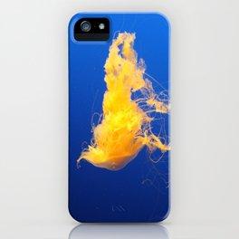 Egg Jellyfish iPhone Case