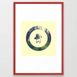 Inside icotrip #2 Framed Art Print
