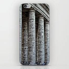 Vatican City Marble iPhone Skin