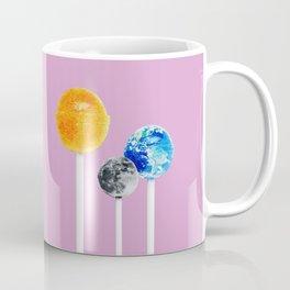 SUN MOON EARTH LOLLIPOPS Coffee Mug