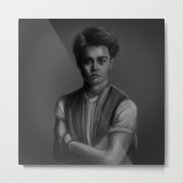 Johnny in the 90's Metal Print
