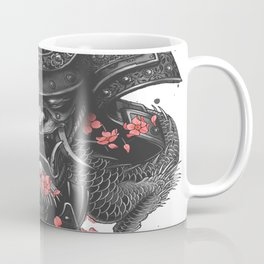 Sleeve tattoo Samurai Irezumi Coffee Mug