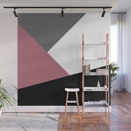 Elegant geometric design Wall Mural