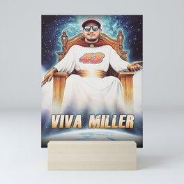 Viva Miller Mini Art Print
