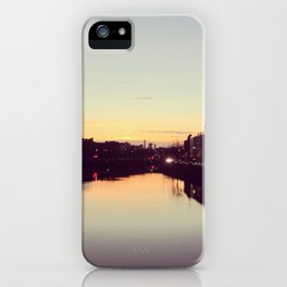 Strawberry Waltz iPhone Case