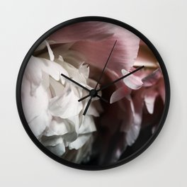 Blushing Wall Clock