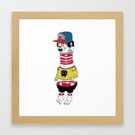 Chop Suey Framed Art Print