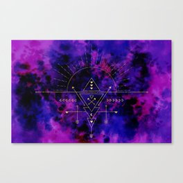 Infinite Spirit Canvas Print