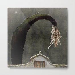 Romero Calvet -  The escape 1915 Metal Print