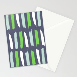 Paint Swatch Pattern Stationery Cards