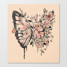 Metamorphora Canvas Print