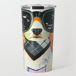 Puppy Pop Travel Mug