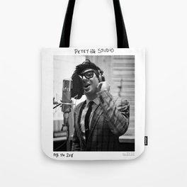 Birds in the Boneyard, Print Three: Petey in the Studio Tote Bag