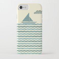 SailBoat iPhone 7 Slim Case