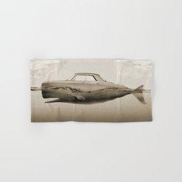 the Buick of the sea Hand & Bath Towel