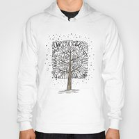 tree of life Hoodies featuring Tree of Life by Matthew Taylor Wilson