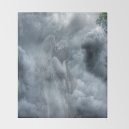 Whispers of Love Throw Blanket