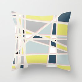 B5 Throw Pillow