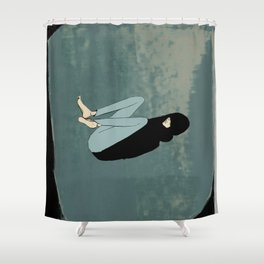 Great Fall Shower Curtain