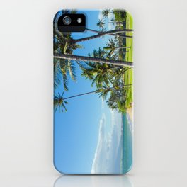 Waipuilani Beach Kihei Maui Hawaii iPhone Case