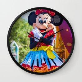 Minnie Wall Clock