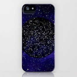 Celestial Map - Northern Hemisphere  iPhone Case