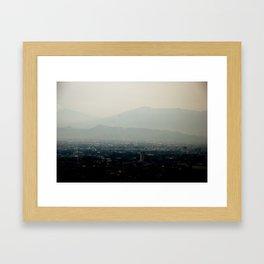 Bandung : Bloem Der Indische Framed Art Print