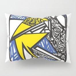 Abstract destijltribal  Pillow Sham