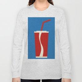 Cup Of Coke Long Sleeve T-shirt