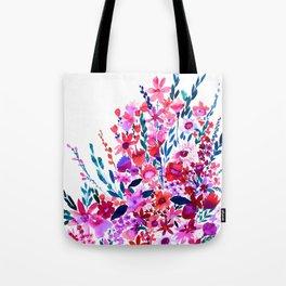 Scarlett Floral Tote Bag