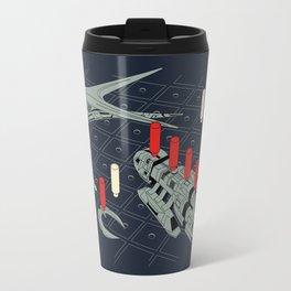 You Sunk My Battlestar Travel Mug