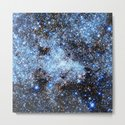 Blue gAlaxY Sparkle Stars by vintageby2sweet