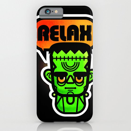 Frankie Says Relax iPhone & iPod Case