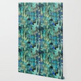 Emerald Bog or Ever Wallpaper
