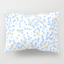 Dots and Sparkles Pillow Sham